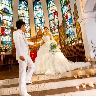 憧れの大聖堂挙式が5万円OFF!!