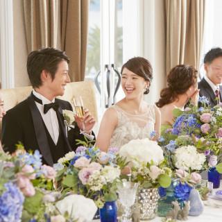 【少人数・家族婚】挙式&お食事会 日頃の感謝を伝える結婚式相談会