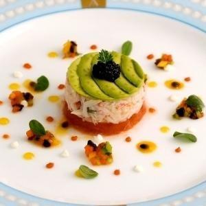 【星獲得モナリザフレンチ無料試食】本格料理のおもてなし体験