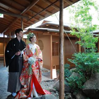 【洗練×伝統×格式】全天候型の本格和婚ウェディング相談会