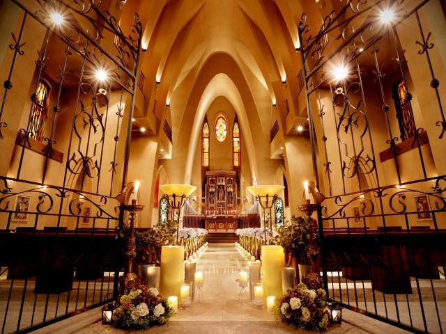 本格大聖堂体験