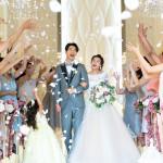 【Withコロナ結婚式を知りたい】日程変更に柔軟対応&安心対策の結婚式