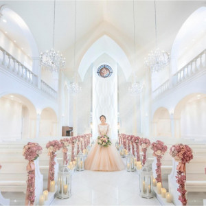 憧れドレス試着&チャペル体験★2万円試食×ギフト&15大特典付
