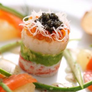 料理長がおふたりだけの特別メニューを仕上げる「My Personal Chef」も人気。|名古屋観光ホテルの写真(338420)