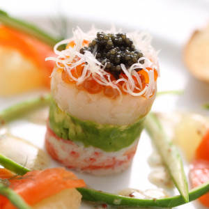 【伝統ホテルのスペシャリテを】All Star Chefの試食会