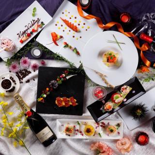 【料理リニューアル】新コース料理試食つきブライダルフェア【限定5組】