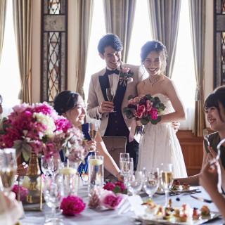 ドレスも和装も試着体験☆選べるランチやディナーのお食事付