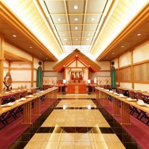 【本格神前式&和婚が叶う伝統ホテル】和モダン空間×美食体感