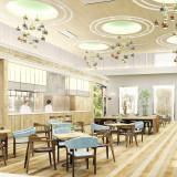 2019年1月新たなパーティスペースがOPNEいたします!オープンキッチンが完備されているパーティレストラン。家族だけの結婚式や1.5次会など、さまざまなパーティを演出。
