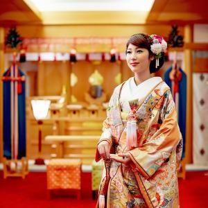◆縁の絆を結ぶ儀式◆伝統と上質を華やかにまとう♪和婚相談会