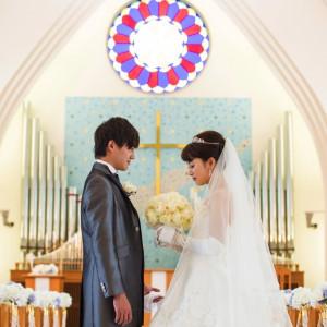 ◇大人花嫁必見◇ 光溢れる'天空のチャペル'見学×専属プランナー相談会