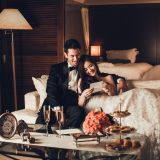 結婚式の後はゆっくりとお二人の時間をお過ごしいただけます