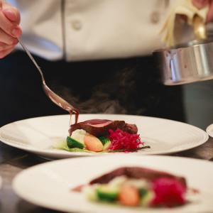 【¥20,000相当無料】国内外の新鮮食材で創る豪華5品コース試食