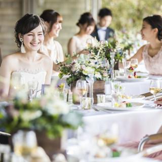 【少人数特典有り】家族婚・20名程の親族婚×お得なプランフェア