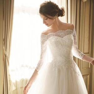 ※新作ドレス入荷★憧れのドレスが着られる!花嫁体験フェア