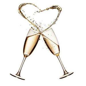 乾杯用シャンパン(イメージ) ホテル熊本テルサの写真(3818325)