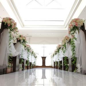 チャペル(2)|ホテル熊本テルサの写真(2568461)