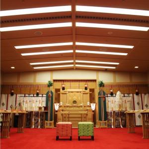 神殿(4)|ホテル熊本テルサの写真(2558331)