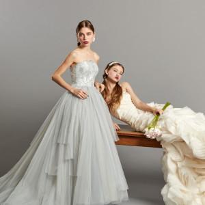 『L'ALLUREオープン記念』ドレス2着特典付◆見学フェア