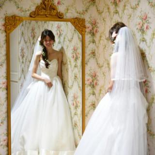 【憧れのプリンセスに★】ワンランク上のドレス試着体験フェア