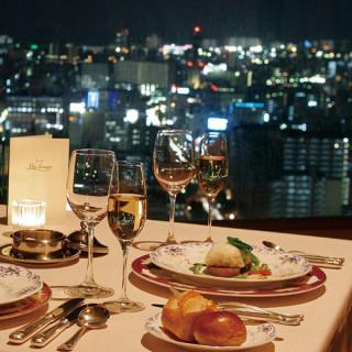 【絶景と美食を堪能できる試食会】城山ディナーDEデート