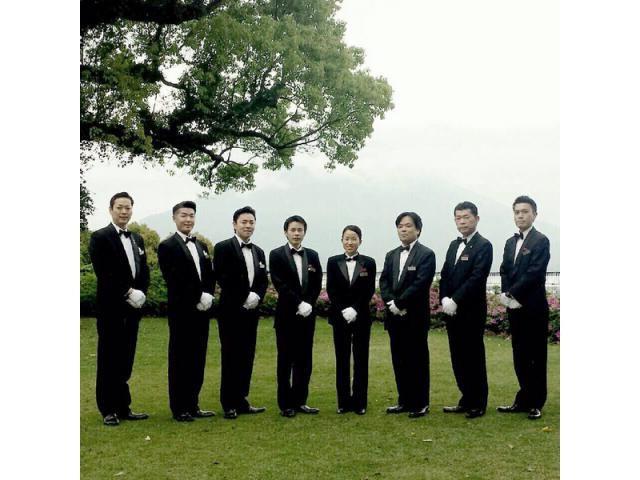 ■鹿児島NO.1の結婚式の実績を持つホテル■