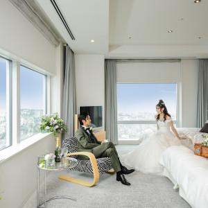 【宿泊&相談会】宿泊×光溢れるチャペル×会場見学フェア!