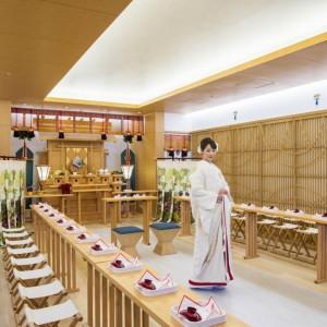 神殿【棲鳳閣】&三社神社見学!和婚相談会フェア