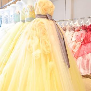 成約特典【カラードレスをプレゼント♪】