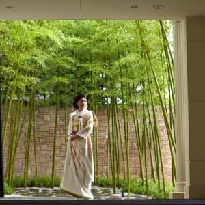 和装での前撮りも、風情が漂い大好評|横浜迎賓館の写真(873872)