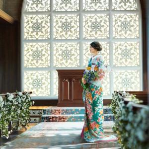 【横浜×和婚】和モダン会場見学×和装体験×和フレンチ試食