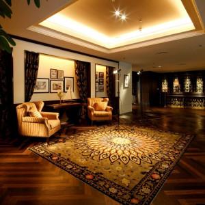 本物の迎賓館にふさわしい上質な雰囲気が漂う|横浜迎賓館の写真(873914)