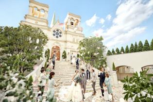 カリヨンの鐘と一緒に祝福♪|アニヴェルセル ヒルズ横浜の写真(9133154)