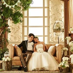 #花嫁支持率No.1#ドレス試着#大聖堂#ガーデン体験#無料試食