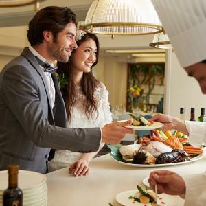 【初見学の方へ】無料試食付♪結婚式の全てがわかる体験型フェア