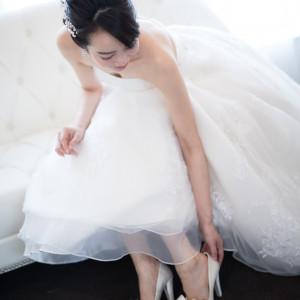 月曜日限定★ドレスとタキシード試着×花嫁体験×相談会