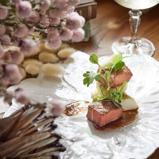 【レストラン一年分ペア招待】2万相当♪フォアグラ&和牛のコース試食