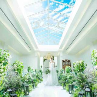 12月末までのご結婚式で、ドレス代や挙式料割引の盛りだくさんな特典をご用意!!
