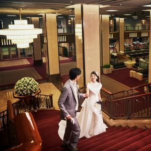 【ワンランク上の上質ウエディングを体験】ホテル見学ツアー付きフェア