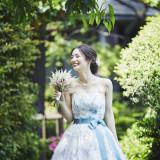 当館の衣裳室では花嫁様のご要望に添えるよう、様々なスタイルのドレスを取り揃えております