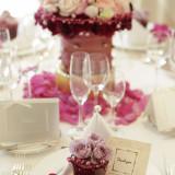 女性に人気のコーディネートはやっぱりピンク!かわいいとゲストも大盛り上がり!!