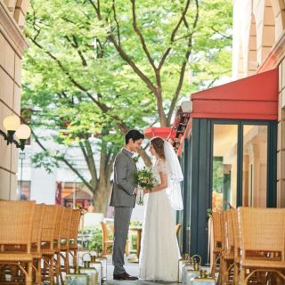 【初見学の方必見】カフェチケット付き☆結婚式まるわかりフェア