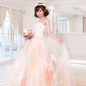 ◆土曜朝限定【ドレス2着目半額】花嫁が輝く大聖堂見学×国産牛試食