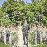 各会場専用ガーデンを完備!青空の下でのガーデン挙式なら、ゲストもふたりも最高潮の笑顔に!ご親族、ゲストみんなから「良い式だった」と褒められる結婚式を。