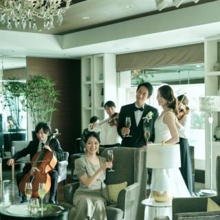 【ショートタイムOK】森の貸切迎賓館体験◆お気軽に見学フェア