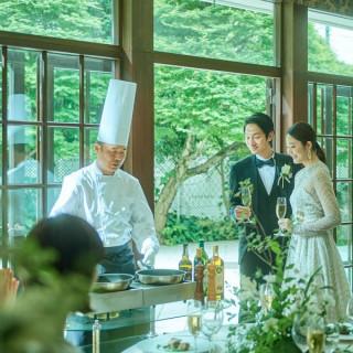 ◆限定3組◆自然豊かな迎賓館見学&とろける和牛試食&相談会