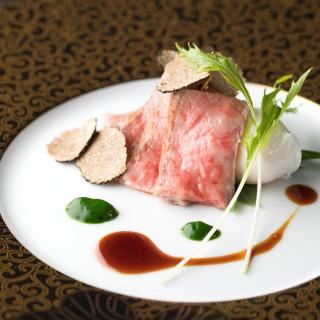 【3組限定/料理重視の方必見】国産牛ロッシーニ無料試食フェア