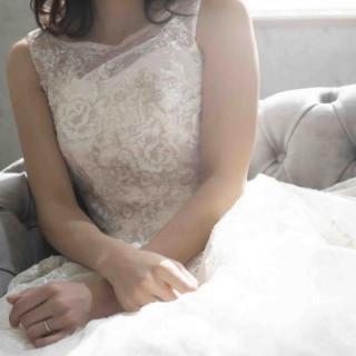 【憧れ花嫁体験*ドレス特典付き】ドレス試着×和牛&フォアグラ贅沢試食