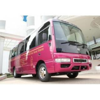 【福岡県内送迎バス無料】自由に送迎ルートを決定できるので遠方のゲストも安心