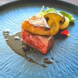 博多の森のお料理はオープンキッチンから出来立てアツアツでご提供させて頂いております♪お肉の焼けた香りもお楽しみいただけます。
